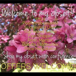 Come check out my closet!